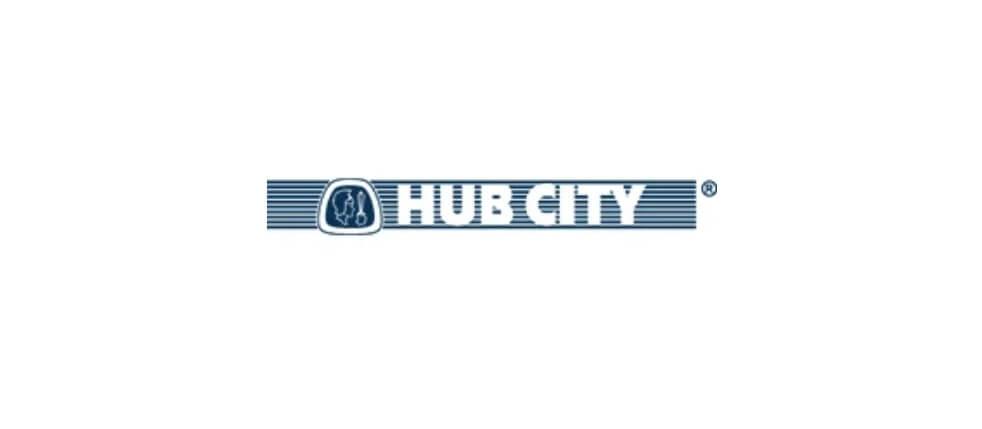 Hub City logo